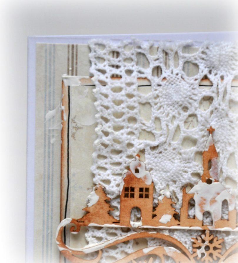 Kartka Świąteczna handmade