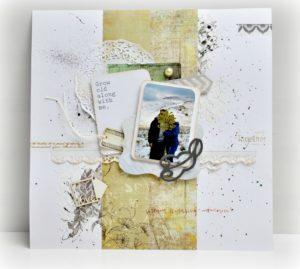 LO Papierowa rocznica ślubu, prezent dla pary