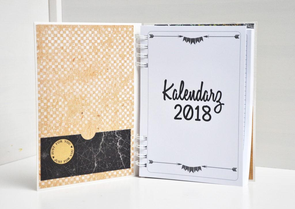 kalendarz 2018 zeszytowy