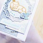 Kartka dla chłopczyka na urodziny.